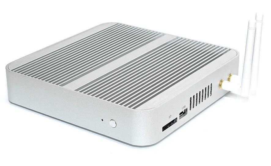 The Newest Mini PC with The Sixth Generation Intel Core I3 6100u 2.3GHz Processor (JFTC6100U)