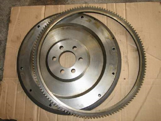OEM Metal Casting for Textile Machinery Parts