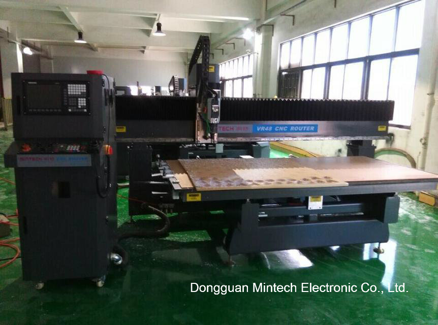 CNC Router, Wood Engraving Router CNC with CE Approved
