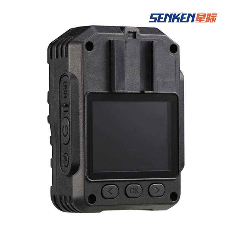 Mini Size CCTV Waterproof Surveillance Digital Police Body Camera Equipment