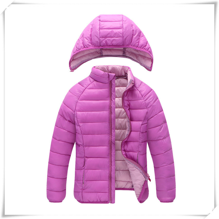 2016 Uniq Style Super Light Winter Coat Down Jacket 608 Stock