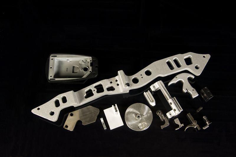 CNC Precision Machining Aluminum Parts (XY-005)