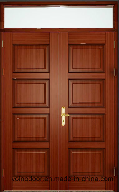 Solid Wood Timber Door Wooden Door Exterior Door Fire Door Britain BS 476 Certified