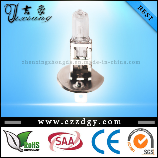 12V 55W Super White Lamp H1 Auto Halogen Bulb