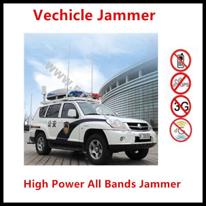 China Dds Band Rcied Vechile Jammer Pelican Bomb Jammer - China Rcied Jammer, Vechicle Jammer