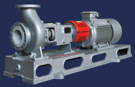 Fluorine Plastic Pump for Acid or Alkali Liquid
