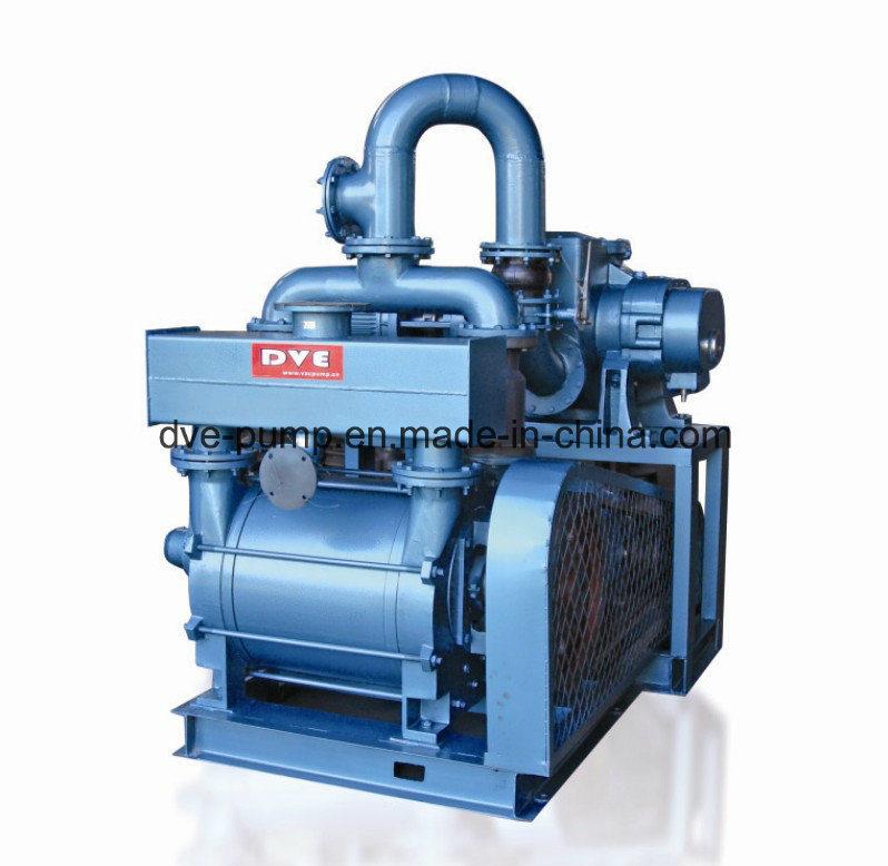 Large Power Vacuum Vaporizing Liquid Ring Pump