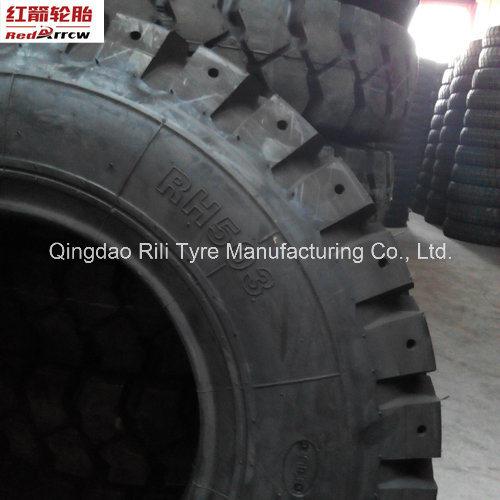 Trailer Bias, Forklift Tyre of Nylon Tyre (700-16)