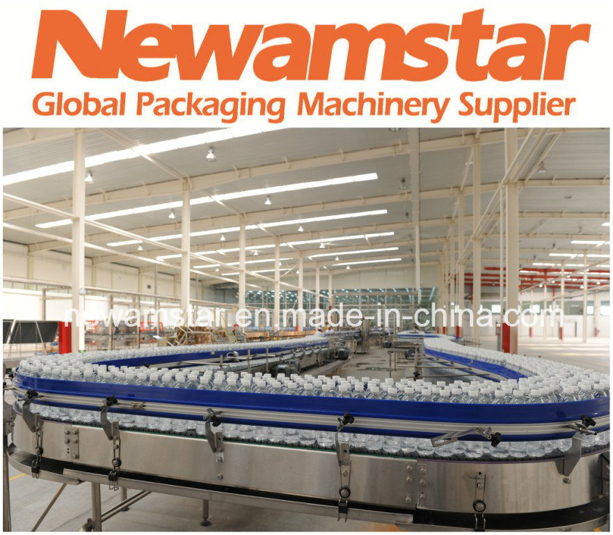 Newamstar Blowing Machine for Beverage Packaging