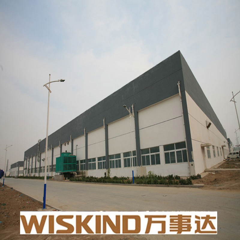 Year 2017 Prefabricated Steel Structure Building