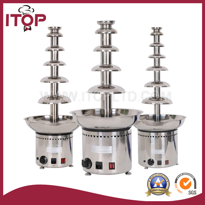 Commercial Stainless Steel Chocolate Fountain (DHC)
