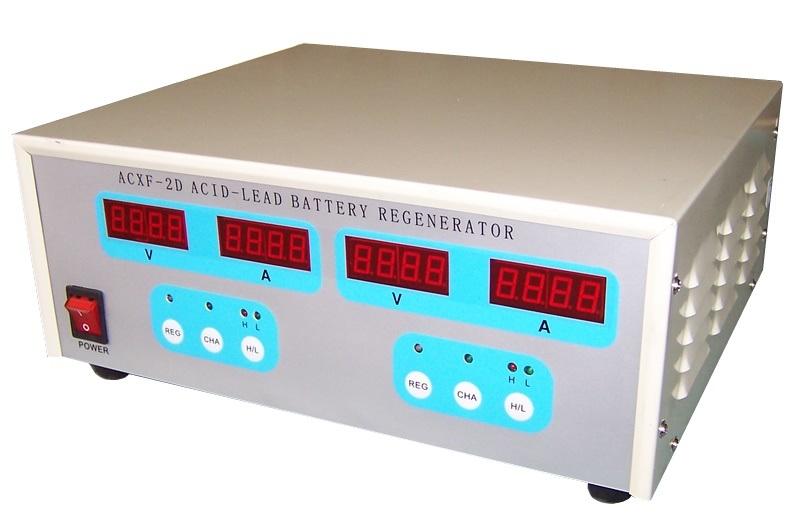 Acid-Lead Battery Regenerator 4t10A