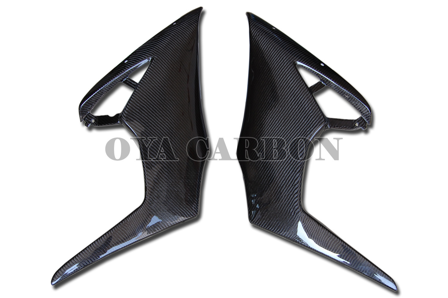 Side Fairings Carbon Fiber for Motorbike Suzuki GSXR1000 05-06 (S#101)