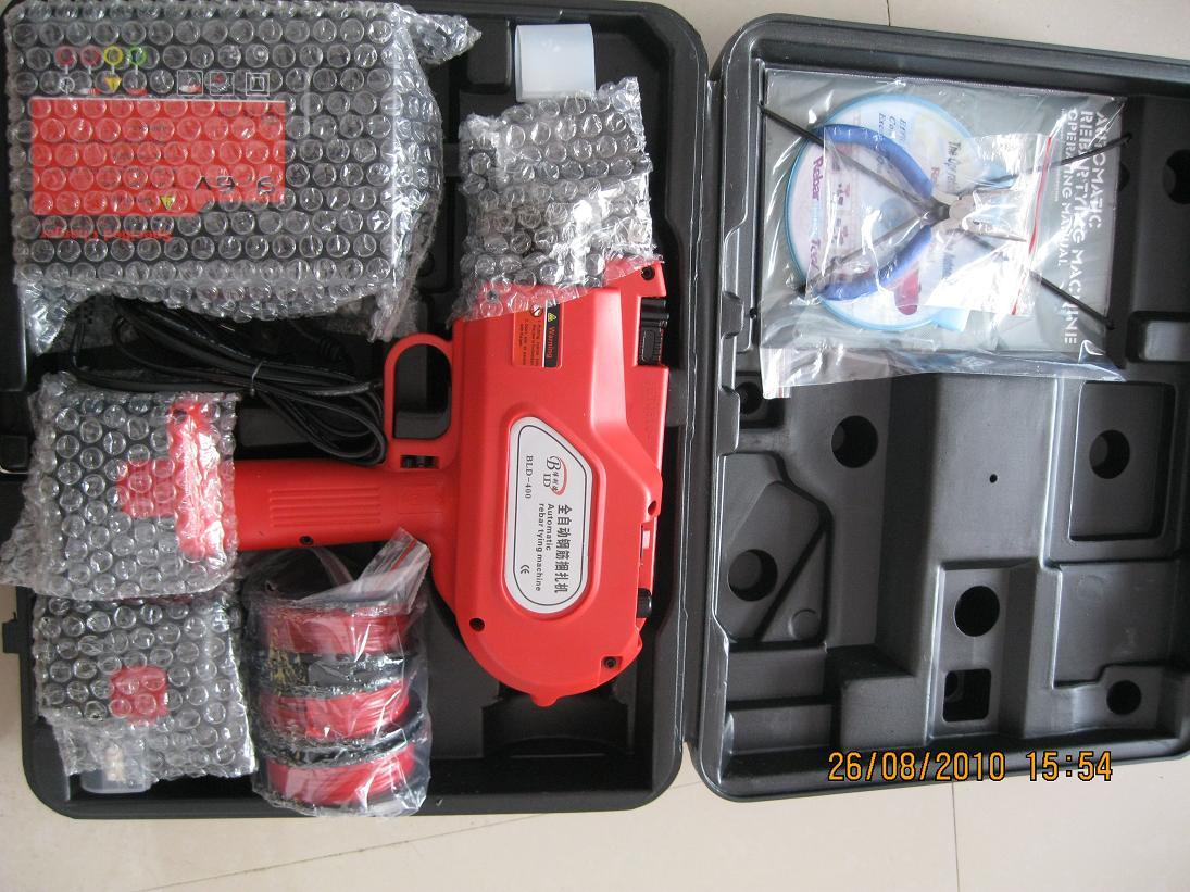 0.8mm Tie Wire Rebar Tying Machine
