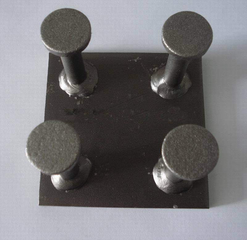 Concrete Precast Steel Fastening Anchor Plate (Construction Hardware)
