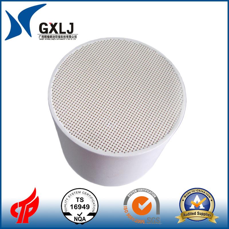 286*305mm Cordierite Diesel Particulate Filter