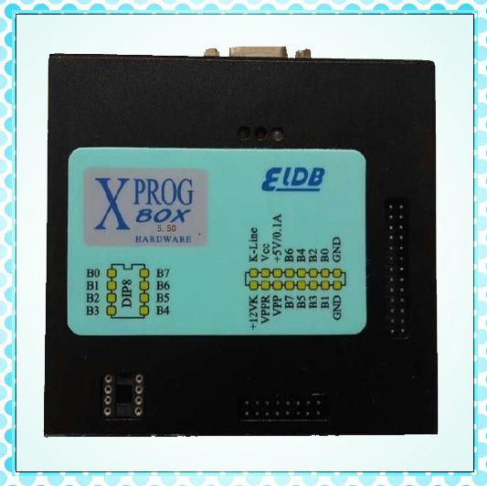 2014 Novel Item & Lastest Version Xprog 5.50 Xprog Box 5.50 Xprog M Box V5.50 ECU Programmer