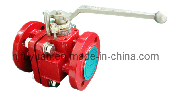 Professional China Supplier of PFA Lined Ball Valve
