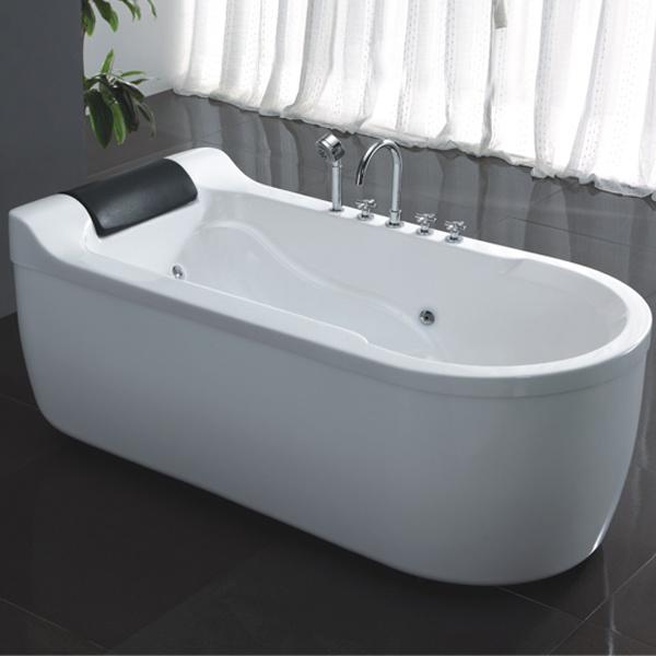 Tinas De Baño Tamanos:Tina de baño de acrílico pura del diseño italiano (RY-537) – Tina