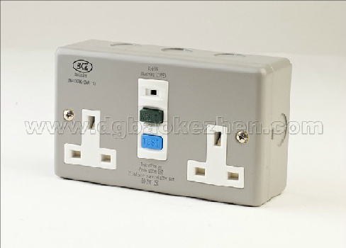 RCD Surge Protector, Bs Standard