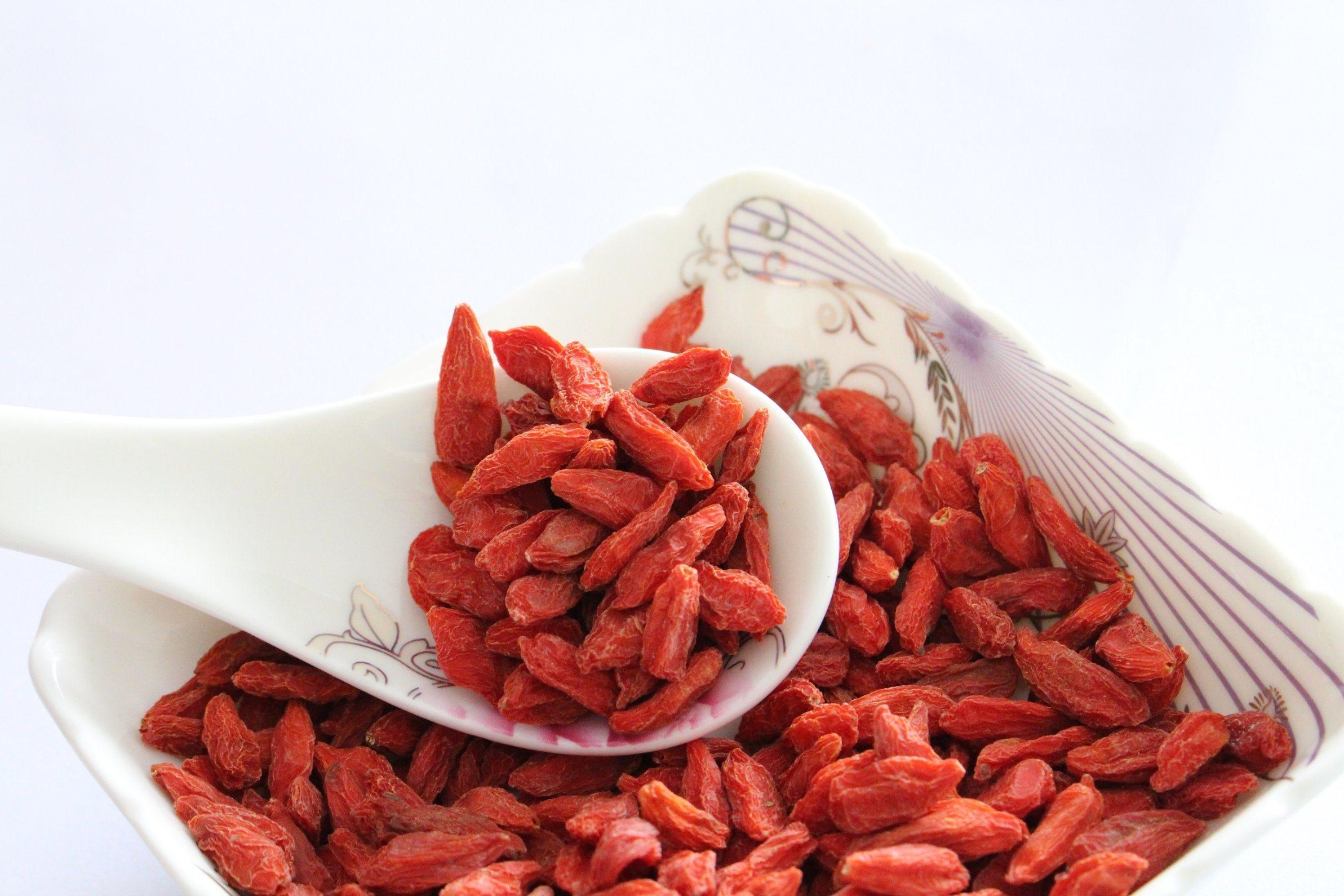 Best Quality Organic Dried Goji Berry