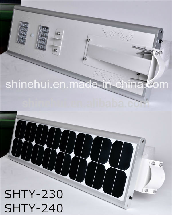 Waterproof Solar LED Street Light for Outdoor Lighting