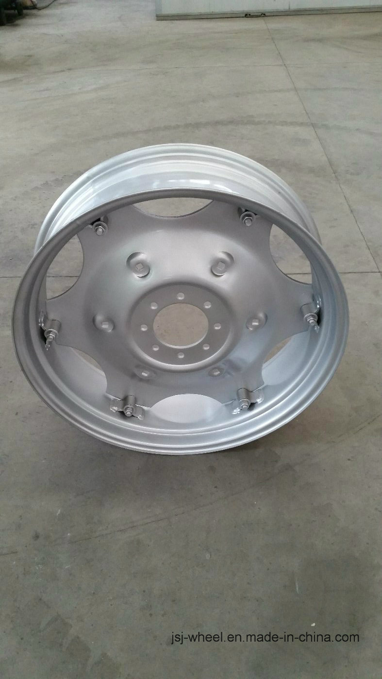 Wheel Rims for Tractor/Harvest/Machineshop Truck/Irrigation System-11