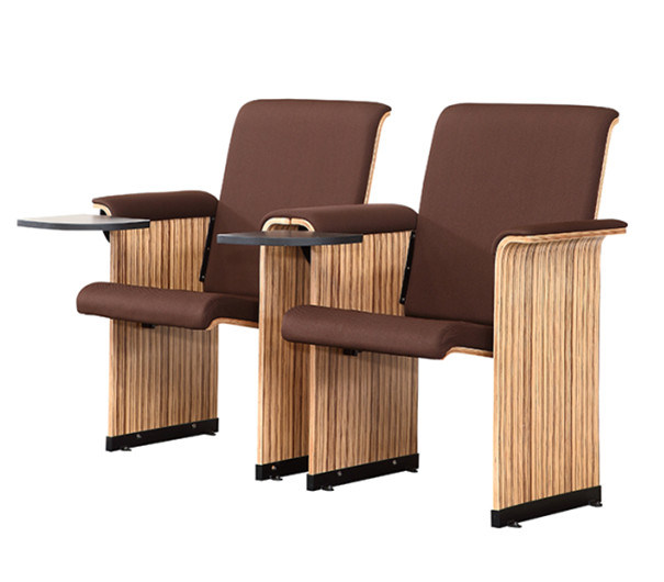 New Elegant Bentwood Lecture Hall Seat Seating, Auditorium Theater Chair