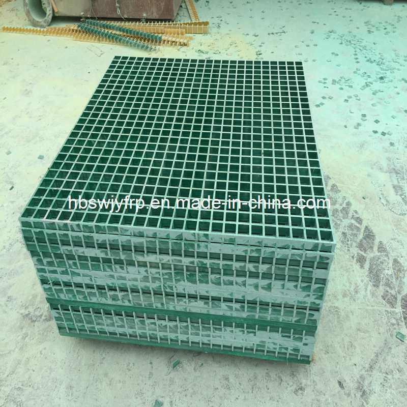 GRP FRP Molded Pultruded Grating on Sale From China Wholesale