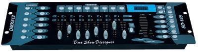 192 Disco DMX Controller DMX 512 DJ Console for Stage Wedding and Event Lighting