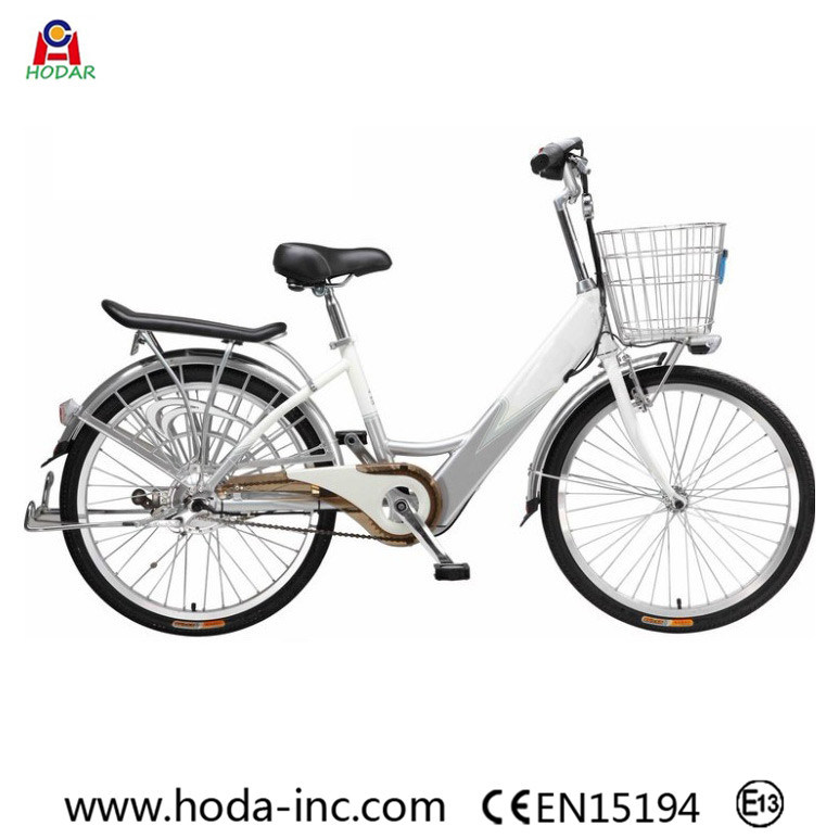 Hot Selling 36V Electric Bicycle Lithium′ Ion Battery Bicycle HD250-9
