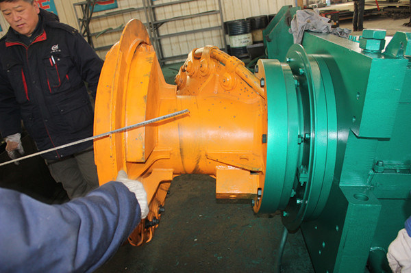 Wire Rod Production Line Laying Head for Sale