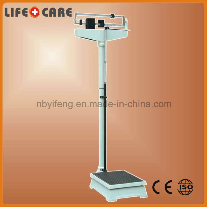 200kgs Weighing Double Ruler Body Scale