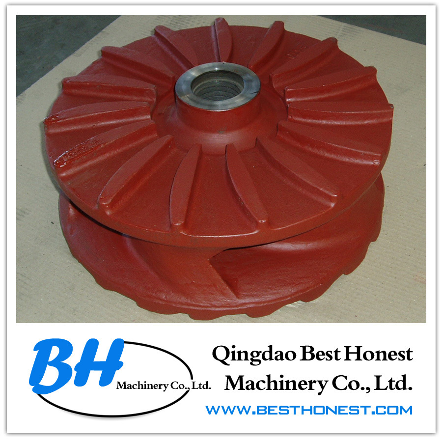 Cast Iron Pump Impeller (Grey Iron / Ductile Iron)