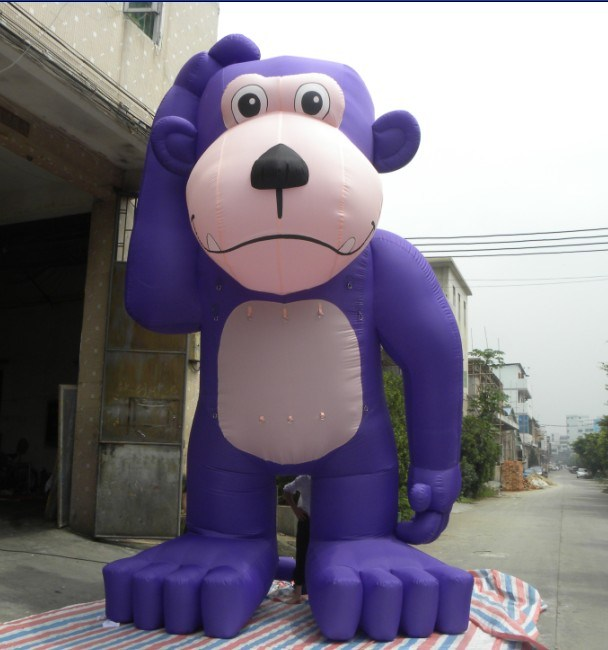 Eco-Friendly Non-Toxic Inflatable Animal Toy