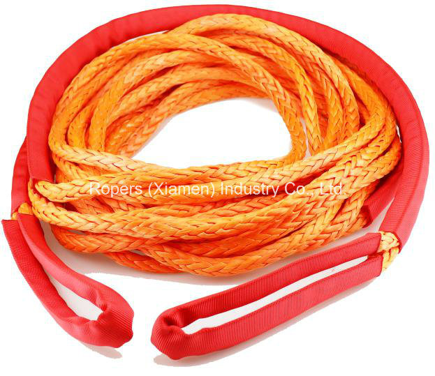 """5/16""""X50′ Optima Extensions Lines, Synthetic Winch ExtensionsRopesee,UhmwpeeMateriall"""