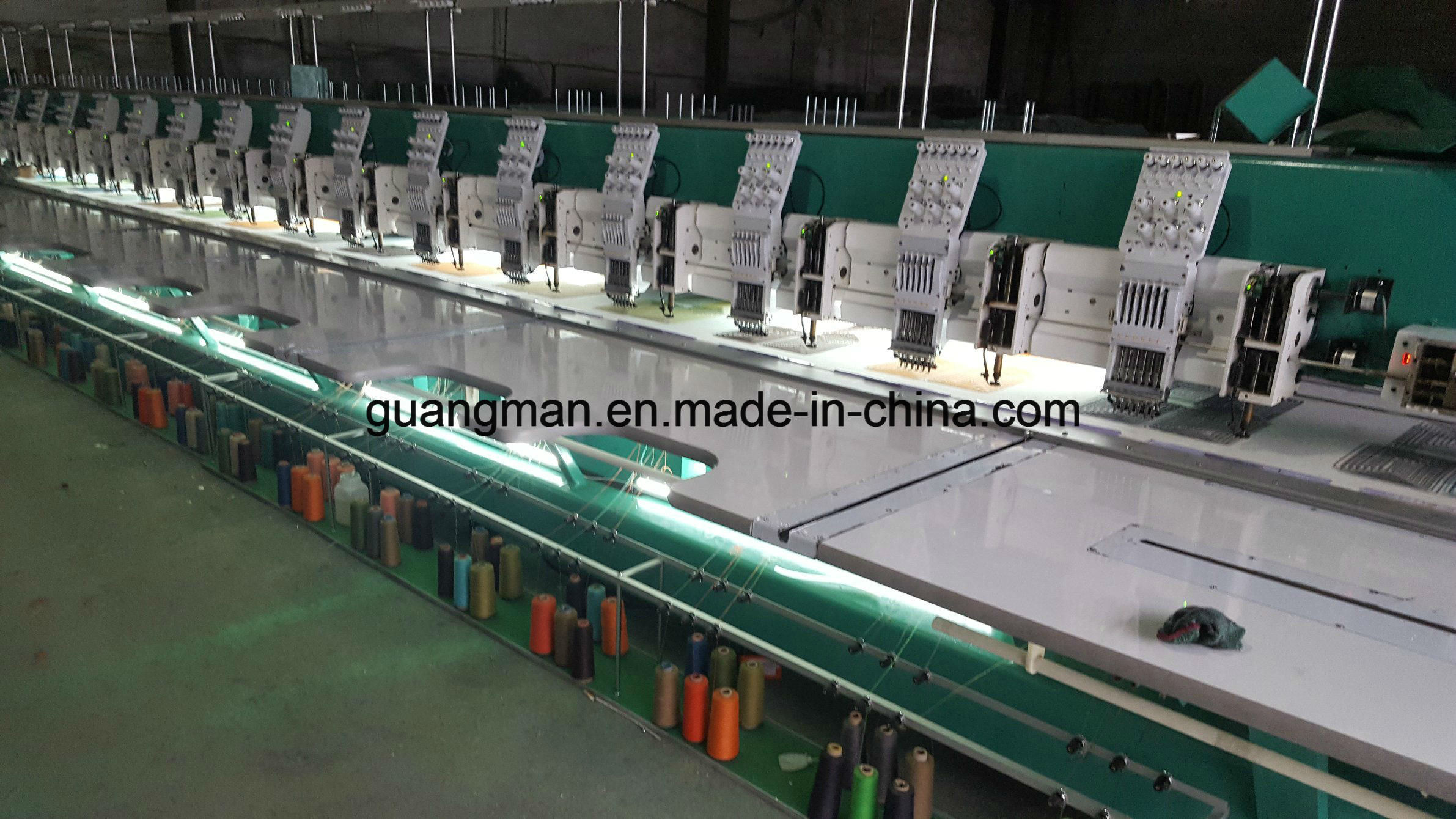 Hye-C635 Pure Chenile Embroidery Machine