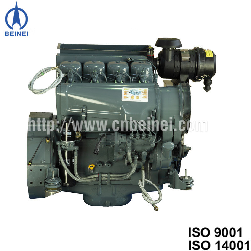 High Quality Air Cooled Diesel Engine Bf4l913 for Genset