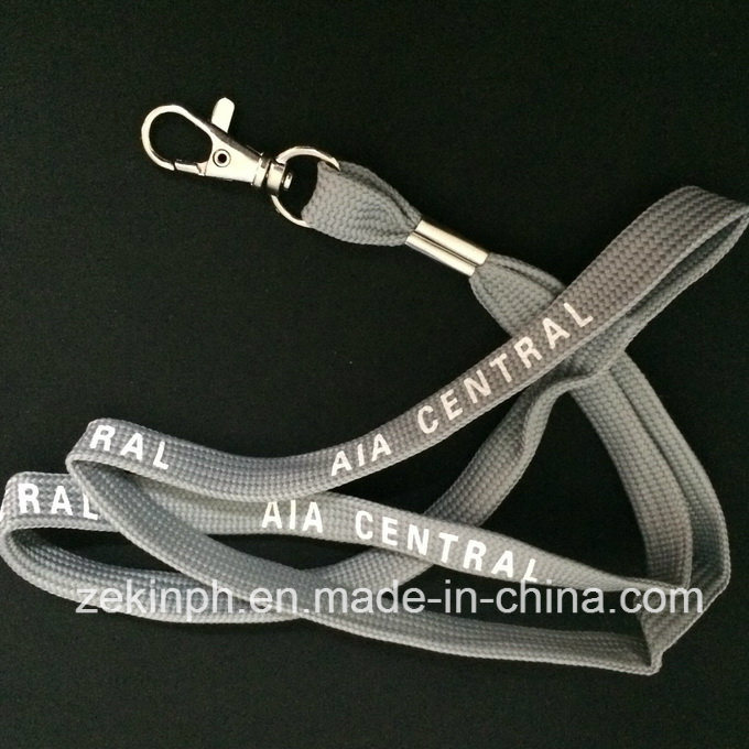 Tubular Lanyard with Custom Printed Logo