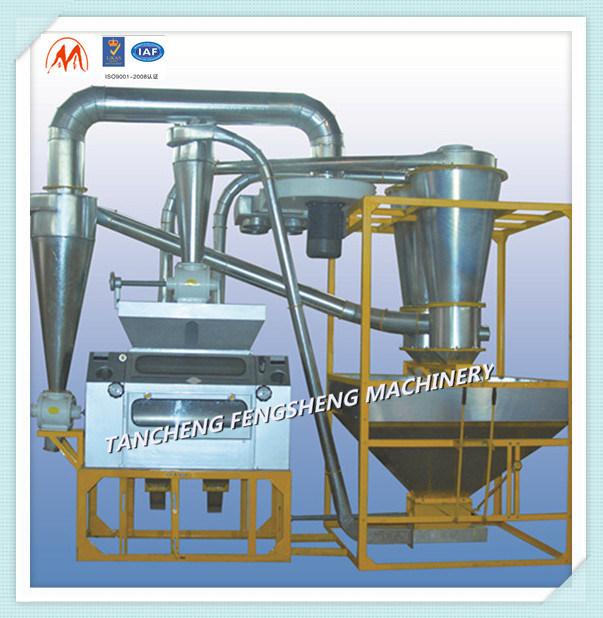 Wheat Corn etc Flour Milling Machine 6f22 Series Flour Mill