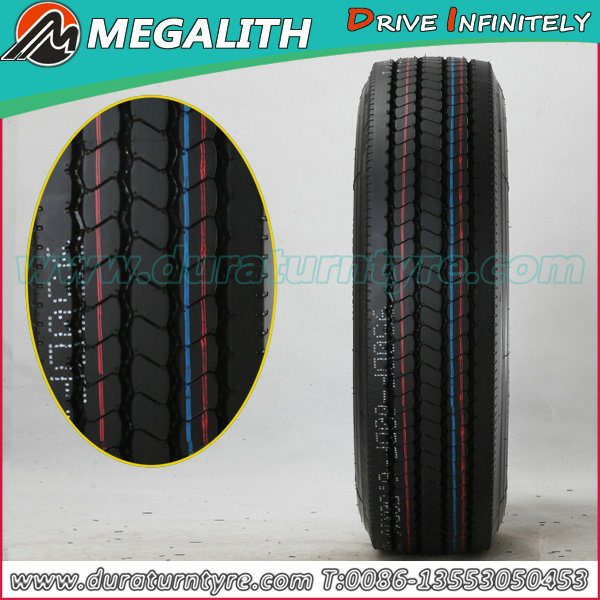 China Good Quality New Radial Tyres, Truck Tyres
