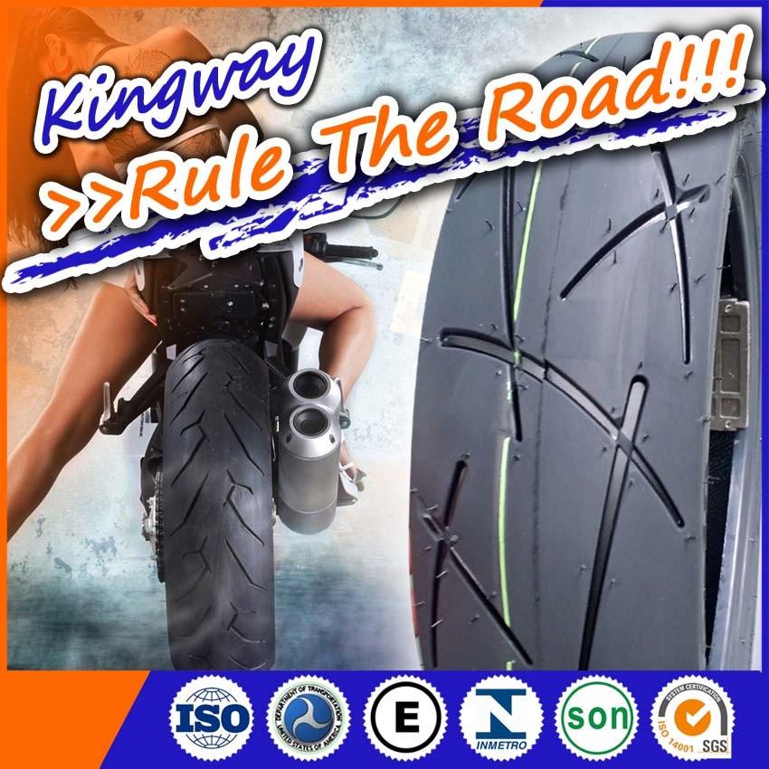 Motorcycle Parts Motorcycle Inner Tube Tyre 130/90-10
