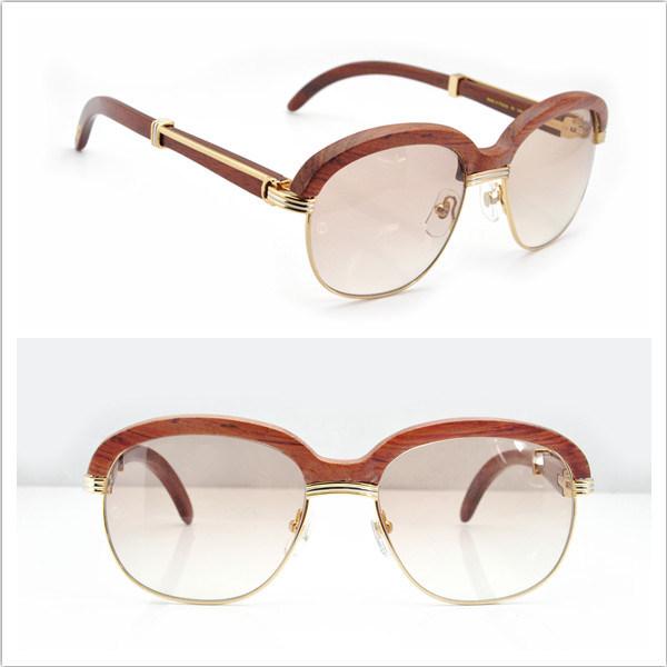 Wooden Frame /Branded Sunglasses / Wood Sunglasses