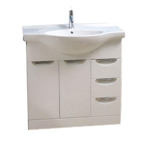 China Floor Standing Bathroom Vanity H8001 China