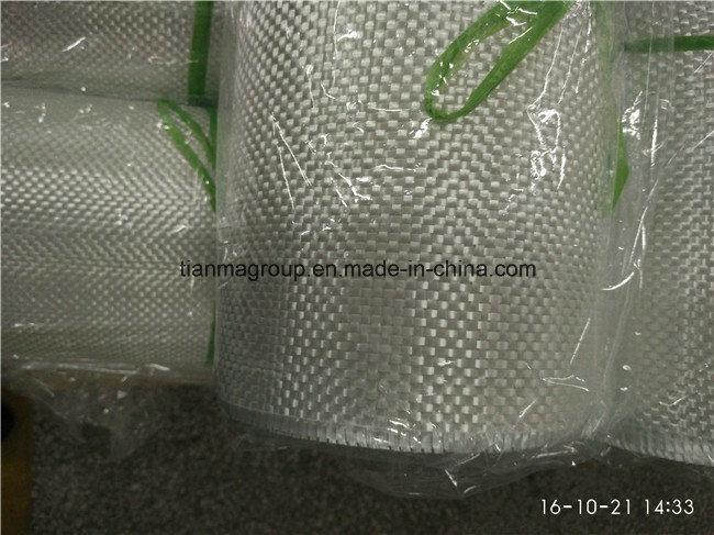 E-Glass Fiber Glass Woven Roving Fiberglass Cloth 600g