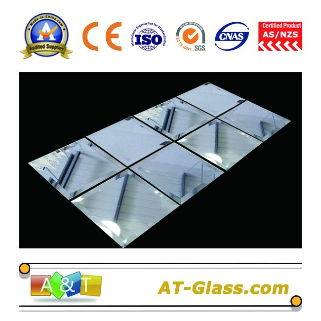 3mm, 4mm, 5mm, 6mm Silver Mirror/Mirror Glass Used for Decorative, Furniture, Bathroom, etc