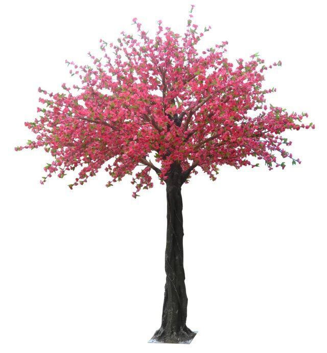 Artificial Plants and Flowers of Peach Tree Gu-SL917232800