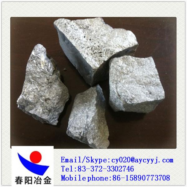 Ferro Silicon Aluminum Barium Calcium / Sialbaca Made in China