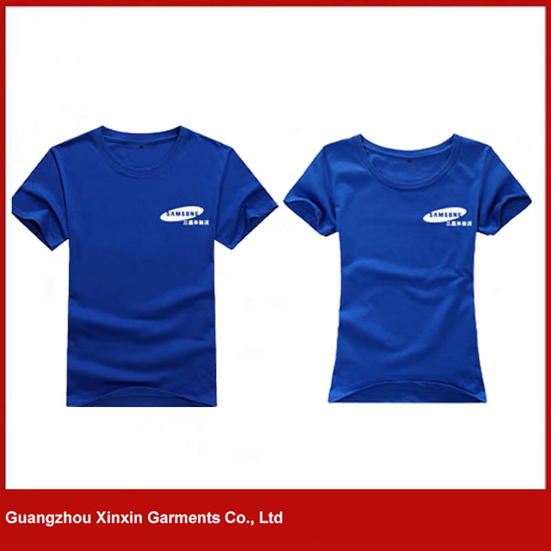 Wholesale Good Quality 100 % Cotton 180GSM T-Shirts (R114)