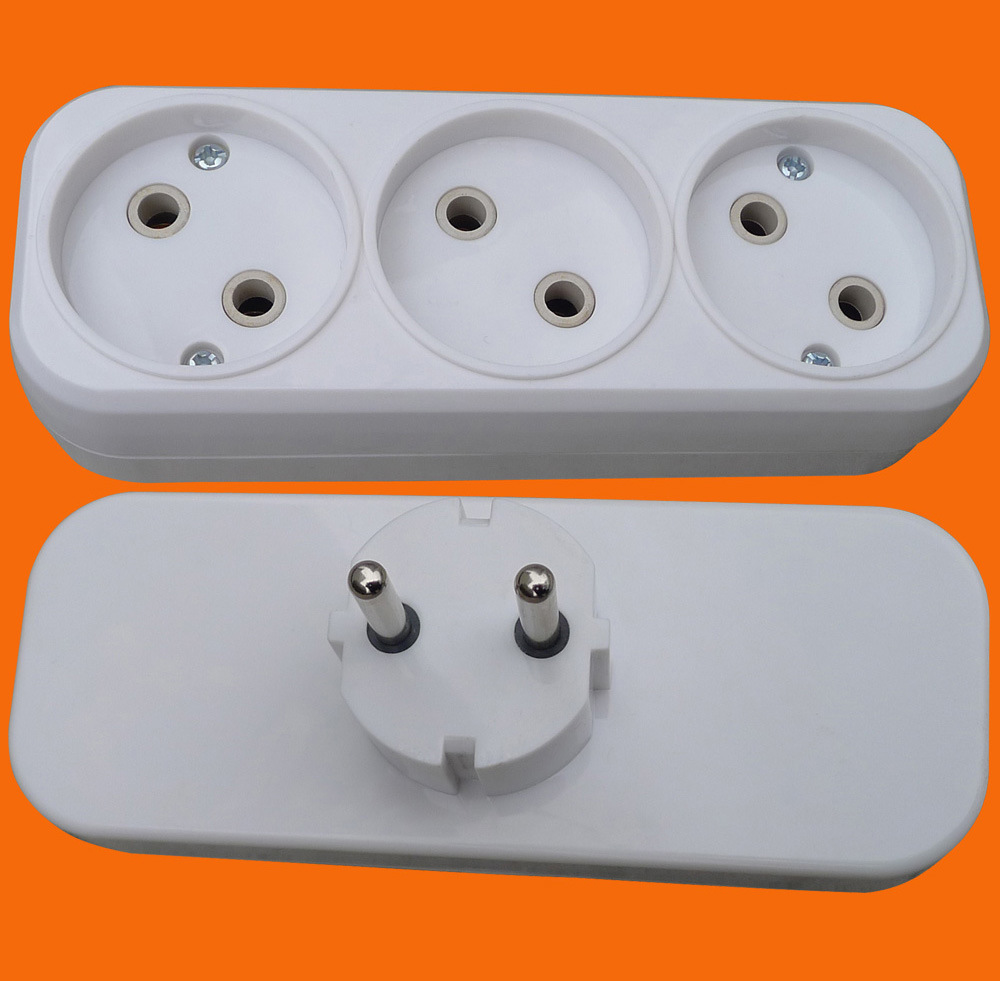 European Style Power Adaptor (P8813)